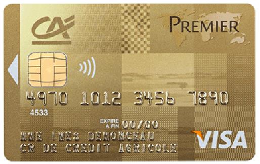 Visa Premier Du Credit Agricole A Debit Differe Ou Immediat