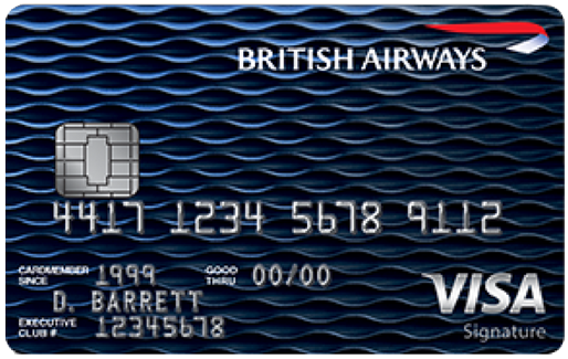 Sofinco Visa British Airways