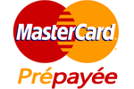 Mastercard prépayée