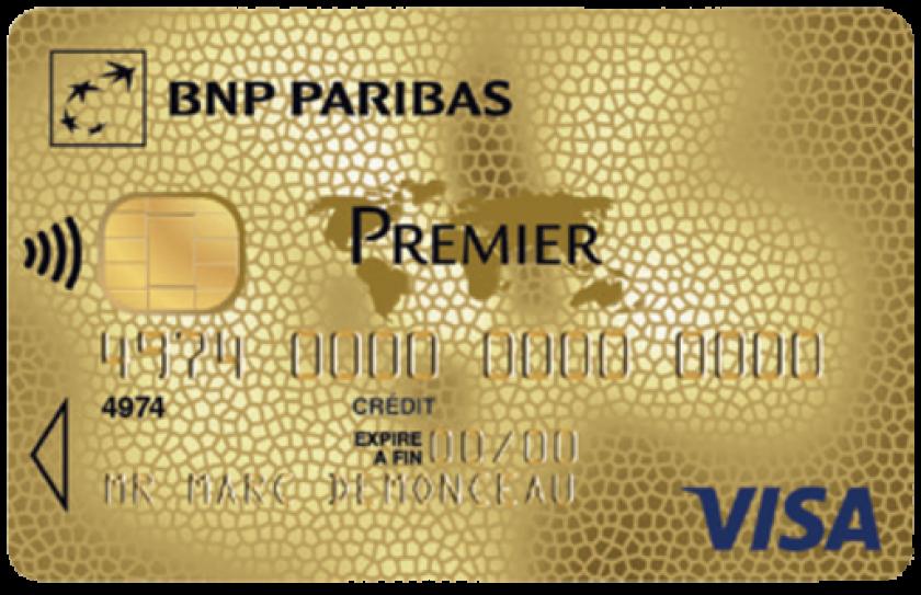 plafond carte visa bnp Visa Premier de BNP Paribas gratuite en débit différé