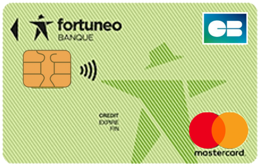Mastercard Fortuneo