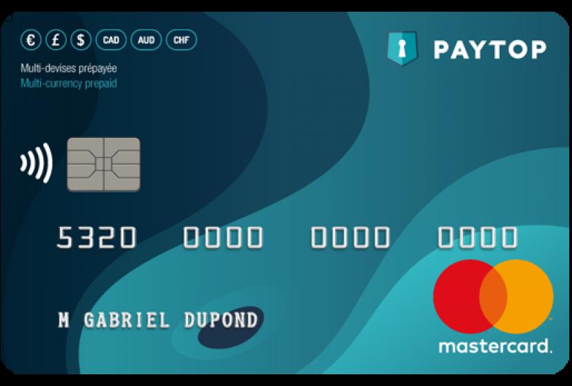 Mastercard Paytop