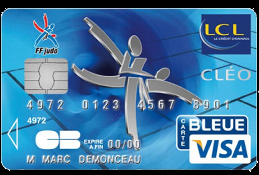 Visa cléeo LCL