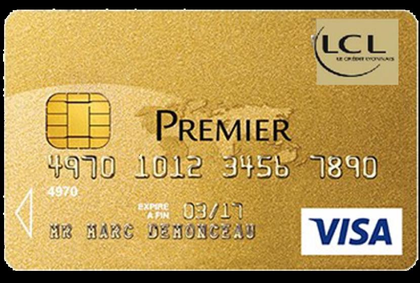 carte visa premier lcl prix Visa Premier LCL pour des réductions auprès de grandes enseignes